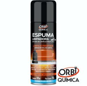 ESPUMA LIMPEZA USO GERAL 209GR