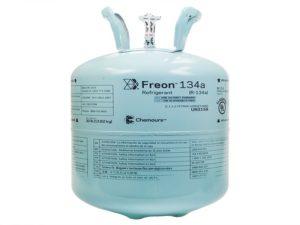 CARGA GAS REFRIG R134 IVECO STRALIS/HIWA